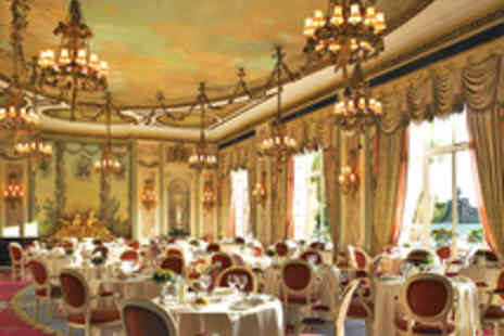The Ritz London - Three Course Dining with Champagne for Two  - Save 30%