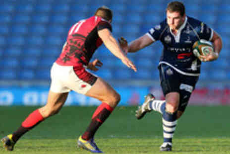 Bristol Rugby Club - Child Ticket to Bristol Rugby vs London Scottish in the British and Irish Cup - Save 0%