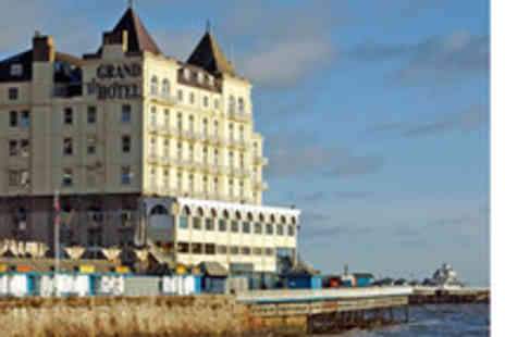 Britannia Grand Hotel - Two night Llandudno getaway for two with breakfasts - Save 0%