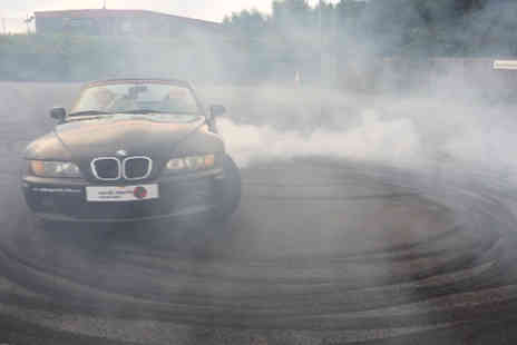 Stunt Drive Experience - Enjoy an adrenaline fuelled stunt driving experience - Save 54%