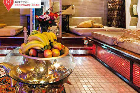 Arabian Hammam Spa - Arabian Hammam Spa Experience with Full Body Mud Mask, Fresh Fruit, and Tea for One - Save 60%