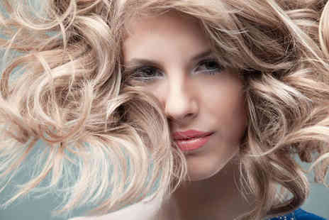 Make Hair Company - Haircut and Blow Dry with Half Head Highlights - Save 57%