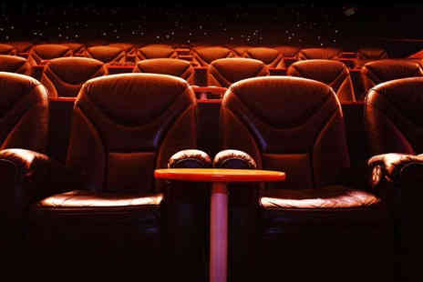 Dominion Cinema - Two Gold Class Cinema Tickets for Gold Screens one - Save 62%