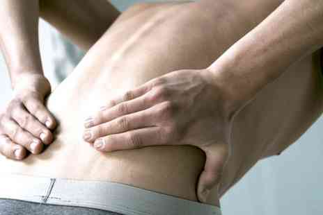 Nick Castle Sports Injury Clinics - Osteopathic or Massage Treatment  - Save 55%