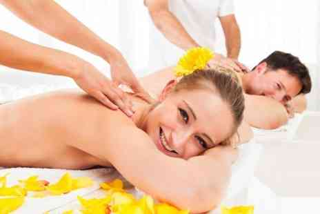 Amber Beauty - Couples Massage or Facial - Save 48%