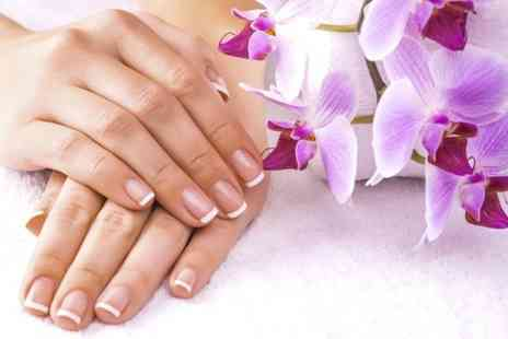 Your Body Business - Manicure or Pedicure  or Both  - Save 50%
