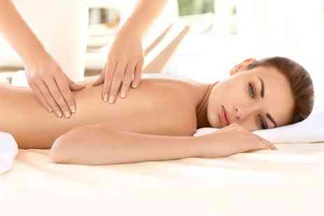 Vanity Flair - One Hour Full Body Massage - Save 46%