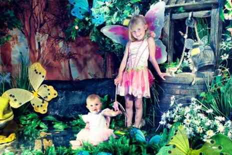 Seven Springs Studios Berkshire - Fairytale Photoshoot With Prints - Save 0%