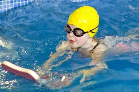 Aweswim - Four Childrens Swimming Lessons  - Save 0%