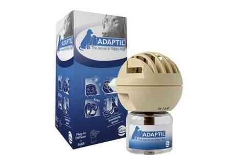 VetePet - Adaptil For Dogs Refill, Diffuser Set or Collar - Save 50%