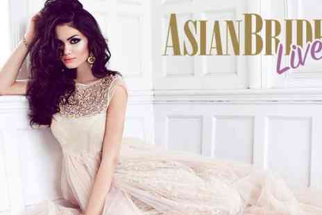 Asian Bride Live - Asian Bride Live Entry With Magazine For One - Save 77%