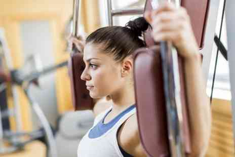 Nuffield Health - Five Days Gym and Spa Passes - Save 0%
