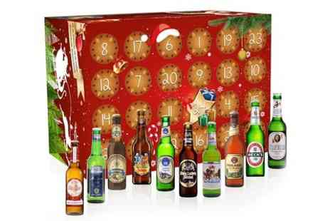 Sim Buy - Beer Advent Calendar With Free Delivery - Save 0%