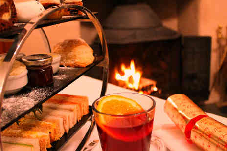 Sawrey House Hotel - A festive afternoon tea for two - Save 55%