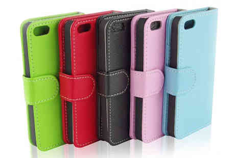 Nifty Spot - Tech4Life iPhone Wallet Case - Save 84%