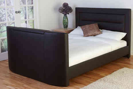 Ventura Incorporated  - Sienna Wireless TV Bed - Save 50%