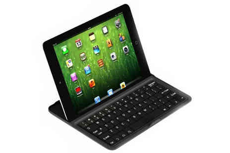 Simply Wholesale Europe - iPad Mini Aluminium Bluetooth Keyboard - Save 56%