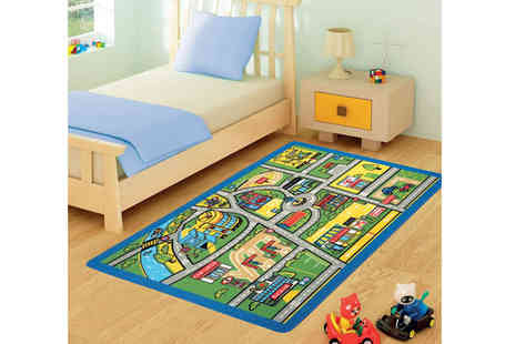 rugs outlet - A Choice of Two Kids Play Mats - Save 58%
