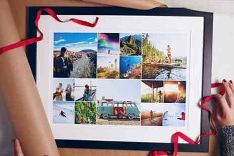 Unibind Photo Books - Personalised A3 Photo Poster - Save 50%