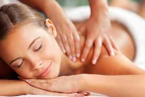 The Escape - Massage, Facial & Lunch - Save 0%