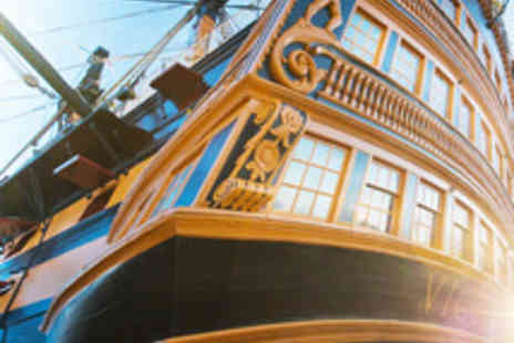 Portsmouth Historic Dockyard - Annual Ticket for Entry to Portsmouth Historic Dockyard - Save 40%