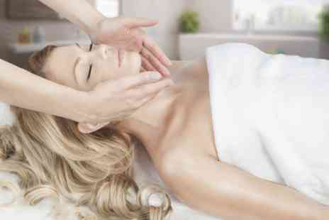 Eve of Beauty - One Hour Deluxe Facial With Head Massage  - Save 37%