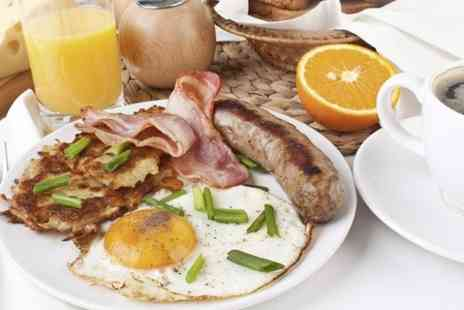 Java Coffee - Brunch For Two With Drinks - Save 48%