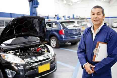 Auto Safety Centre  - 53 Point Inspection With Oil and Filter Change  Plus MOT - Save 63%