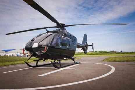 Heli Adventures - Dorset Helicopter Sightseeing Tour  - Save 64%