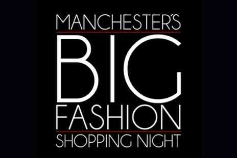 The Bluecoat -  Entry For Two at Manchesters Big Fashion Shopping Night  - Save 50%