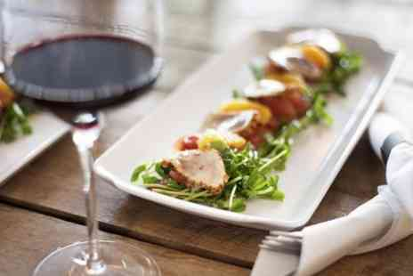 Casa Mia Village - Two Course Italian Meal With Wine - Save 0%