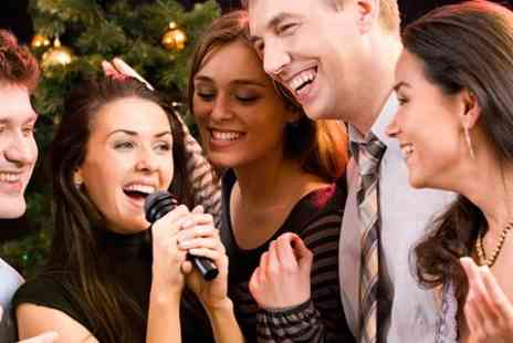 New Money Entertainment - Festive Recording Studio Party With DVD and CD  - Save 82%