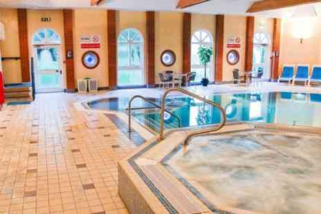Hogs Back Hotel - Spa Day With Two Treatments and Cream Tea  - Save 0%