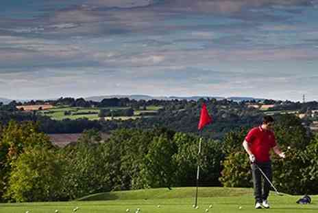 BrynHill Golf Club - 18 Holes For Two  - Save 0%