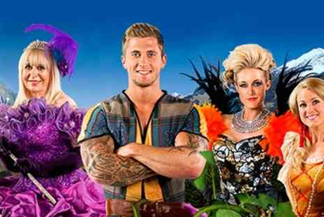 The Epstein Theatre -  Pantomime Ticket to Jack and the Beanstalk - Save 31%