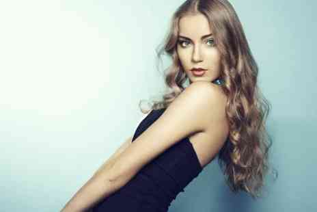 Beautylicious Boutique -  T section highlights, with a deep conditioning treatment, cut and blow dry - Save 78%