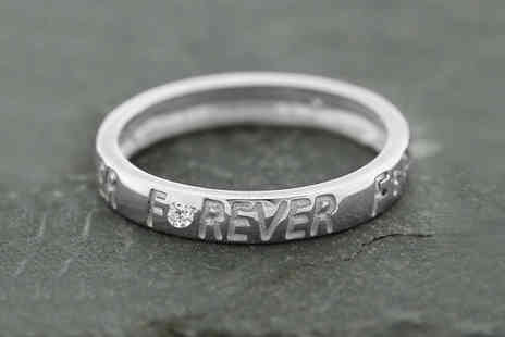 Jazzydeals - Forever Diamond Ring - Save 71%