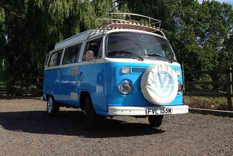 The GlamperVan Hire Company - Ride your Glampervan Enjoy life on the open road in Kent for 1 day or 3 nights - Save 44%