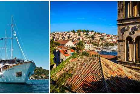 Embark - Seven night cruise on the Adriatic with half board and more - Save 30%