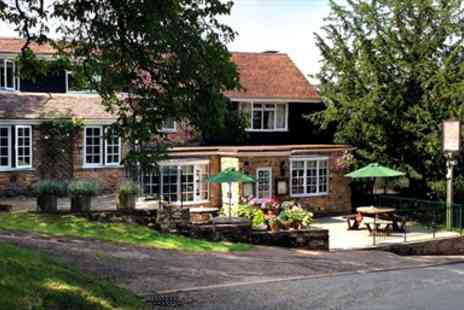 The Yew Tree Inn - Highly Praised Dinner for two   - Save 49%