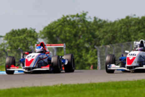 SWB Motorsport  - Exhilarating Formula Renault Driving Experience for One - Save 55%