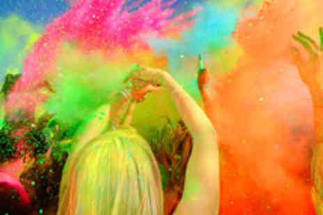 Holi One - One Early Bird Day Pass to HOLI ONE Colour Festival - Save 11%