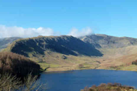 The Haweswater Hotel - Lake District Luxury Break with Spectacular Reservoir Views for Two - Save 57%