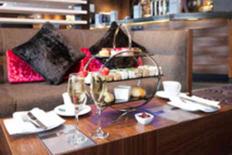 DoubleTree by Hilton London  -  Afternoon Tea with Champagne Option - Save 41%