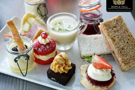 Bartle Hall - Afternoon Tea for Two - Save 0%