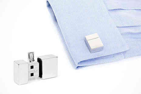 Avenre public - 4GB USB Cufflinks - Save 0%
