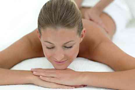 Heaven Hair and Beauty - One Hour Full Body Swedish Massage Plus Facial  - Save 51%