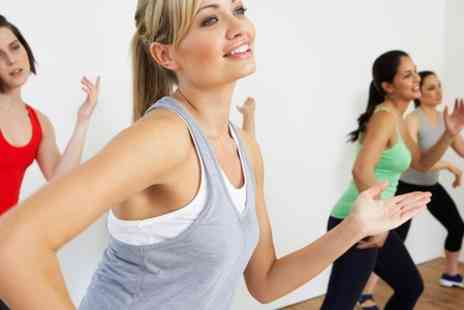 Dream Dancing - Five Zumba Classes  - Save 71%