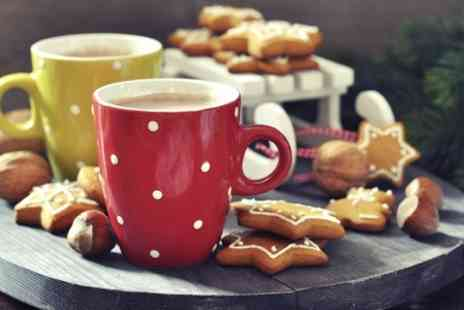 CakeyPigg Originals - Winter Warmer Afternoon Tea For Two  - Save 0%