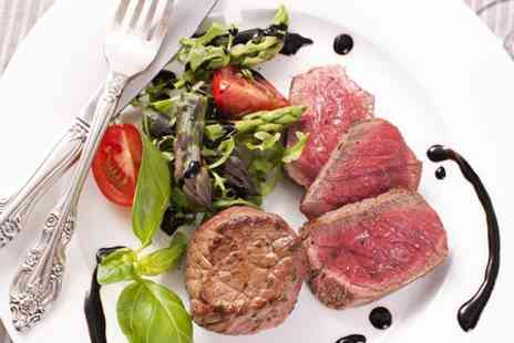 Lakeside Cafe - Chateaubriand Steak Meal For Two - Save 50%